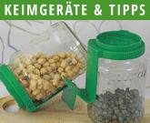 Keimgeräte & Tipps